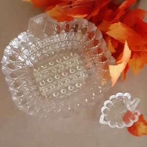 Unmarked Dining - Vintage fall-themed dishes 🍂🎃